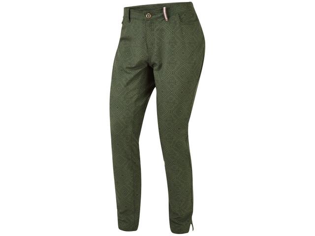 Sherpa Jatra Ankle Pantaloni Donna, verde